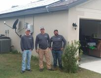 picture of Lehigh Acres Residential Solar