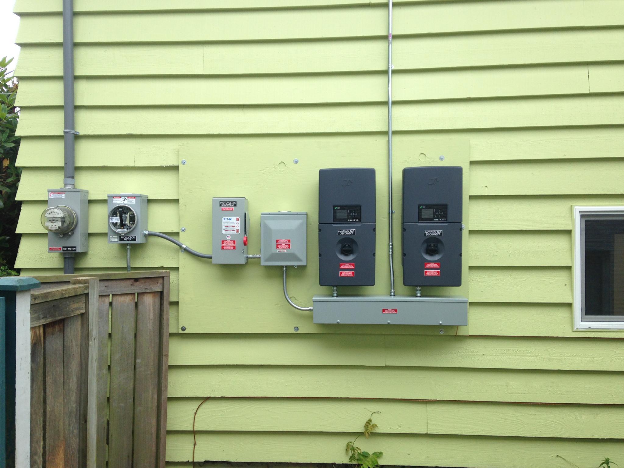 Washington Made Itek With Theia Inverters Energysage