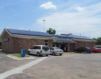 Arkansas Solar Tour - Eureka Pizza