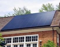 Picture of Solar PV Electric power 0 Energy home