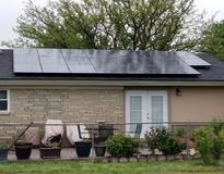 Picture of 7.5kW Solar Power System from Freedom Power Using Sun Power Hardware