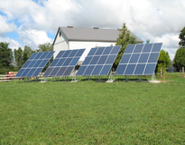 picture of The Blackwell's Ground-Mounted Solar PV Project