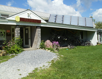 Picture of Yestermorrow Design/Build School - Solar Hot Water