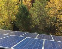 picture of 9.92 kW Roof-Mount with Heliene modules and Solar Edge optimizers/inverter