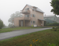 picture of Rockland Breakwater House: Kaplan Thompson Architects - Rockland - ME: Solar Space Heating