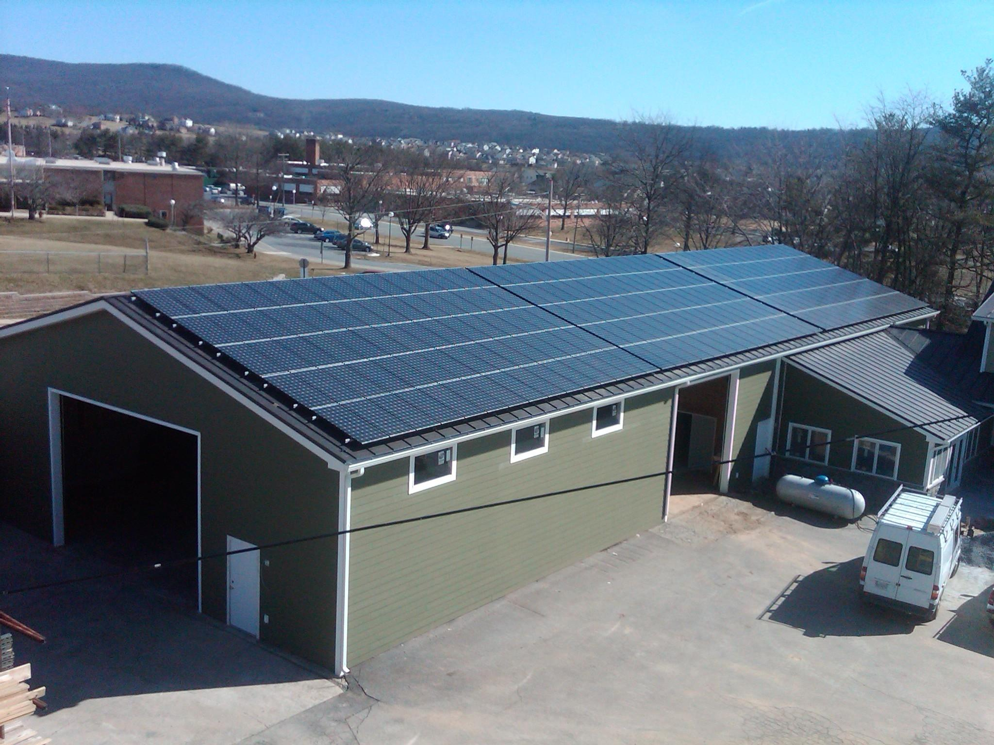 Commercial Solar Installation Energysage