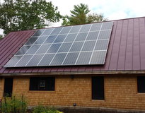 picture of Quantabacook Net Zero Home