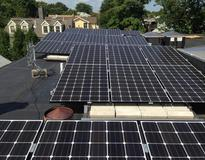Cambridge Multi-family Solar PV