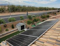 picture of 8.14 kW Solar Panel System in Las Vegas, NV