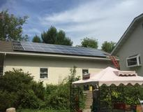 9.9 kW Roof-Mounted System