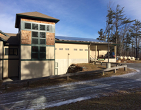 Picture of Solar for Chimney Corners Camp Dining Hall in Becket, MA