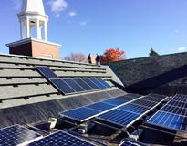 Picture of Melrose Unitarian Universalist Church Solar Project