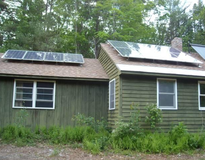 Solar PV - Retrofit - Sanbornton - NH