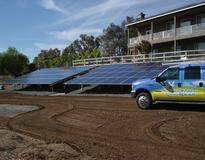 Large Residential Solar Project