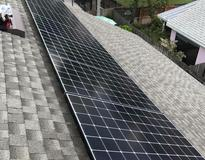 picture of East Orlando residential solar 9.9KW Enphase LG