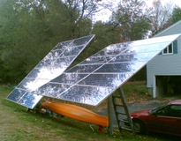 Picture of Joel Parks - Bedford - MA - Solar PV 2.4KW Pole-mount
