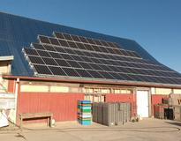picture of 24.64 KW at Organic Farm