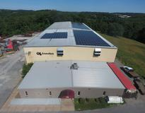 picture of Manufacturing Facility Usage Offset By Solar