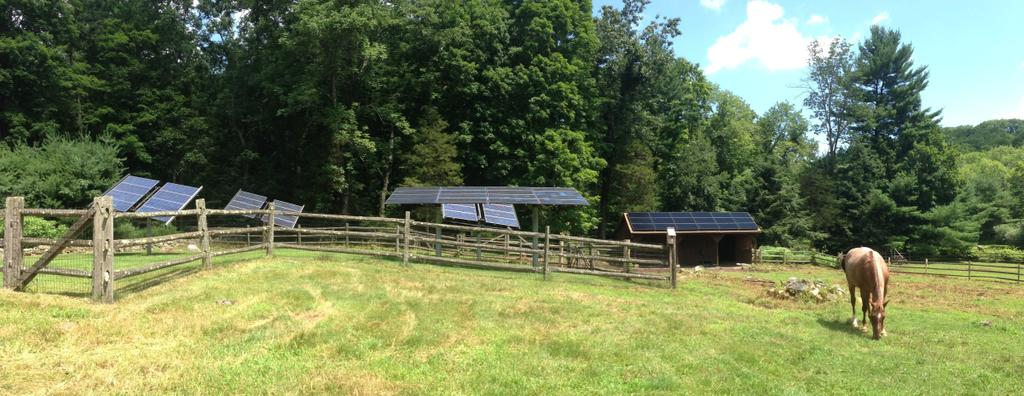 Friedman Residence Canton Ct Pv Air Source