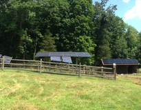 Picture of Friedman Residence - Canton, CT __________ (PV, Air Source Heat Pump (HVAC), Solar Hot Water, Passive Solar, Super-insulated, Daylighting, Roof Overhangs)