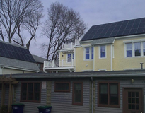 Picture of PV & Thermal Hybrid Systems Retrofit - Residential