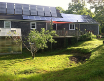 Canavan House Solar Hot Water & Space Heat