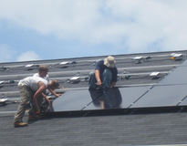 Picture of Sudbury United Methodist Church Solar Installation
