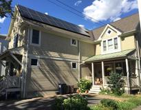 99 Cushing Street, Cambridge Solar PV