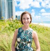 Elizabeth Wheaton, Environment and Sustainability Director - City of Miami Beach portrait