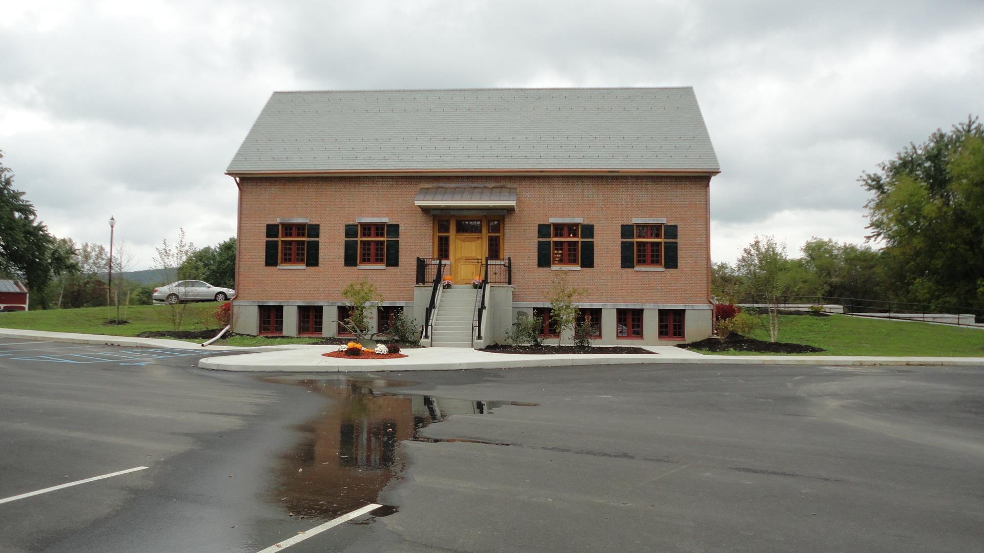 Franchere Education Center Mabee Farm Historic Site