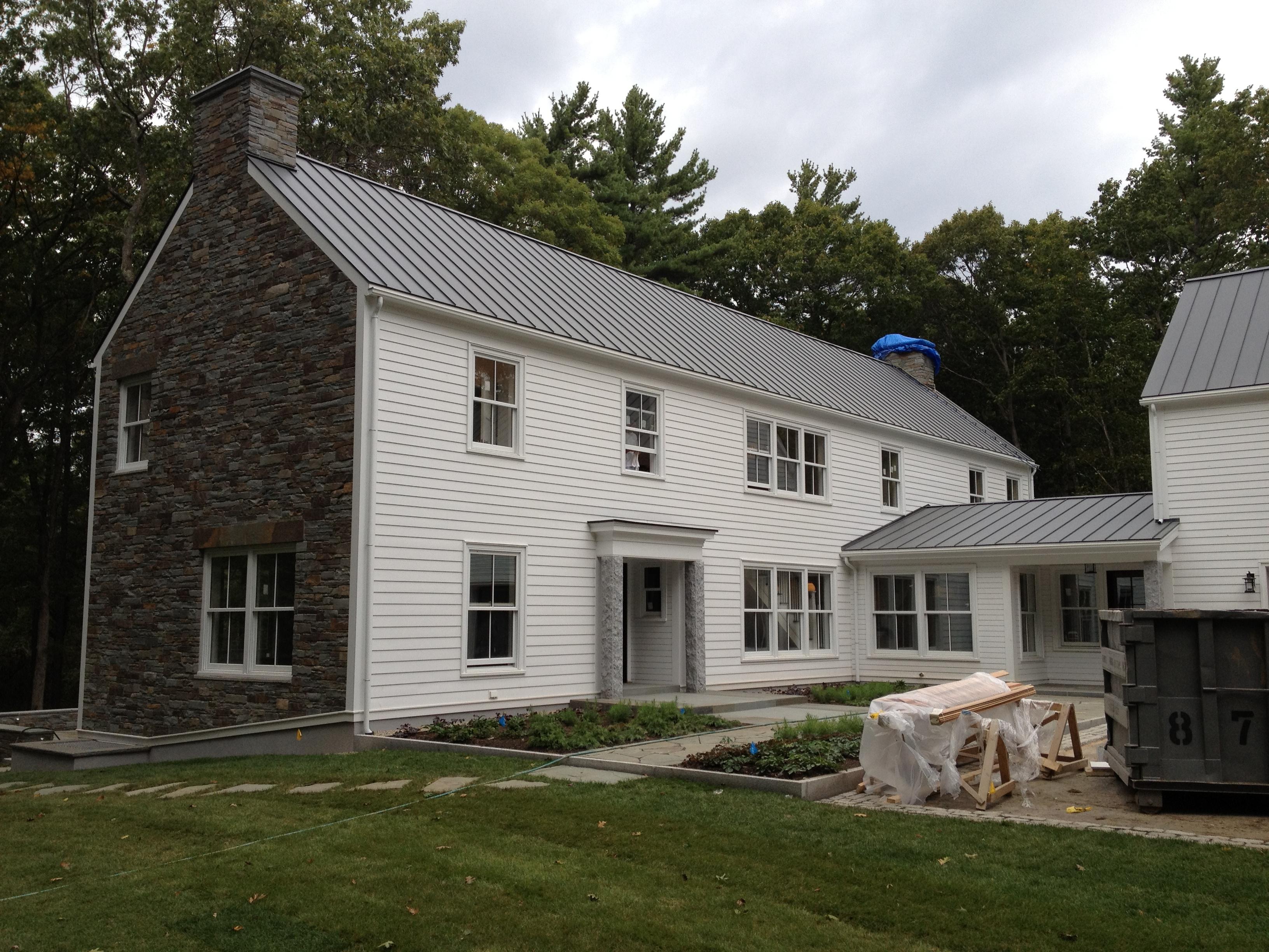 Riverfront Farmhouse Energysage