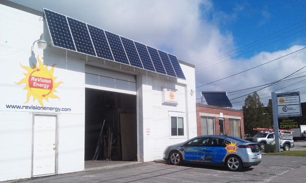 Solar Pv Array And Ev Car Charging Station Energysage