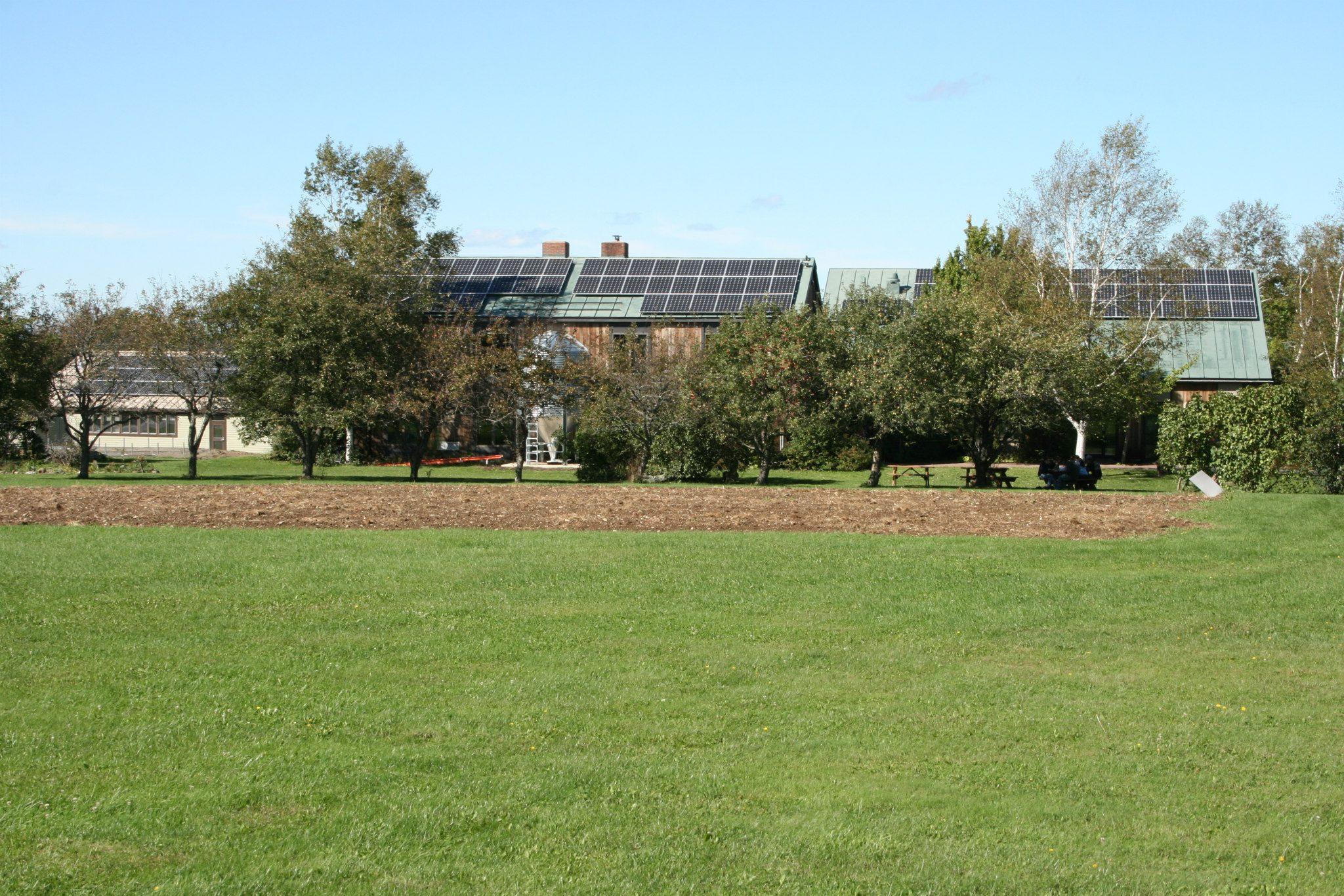 Unity College Library Solar Energysage