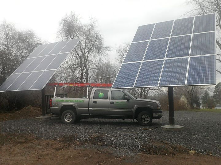 3 Solar Electric Systems on site | EnergySage