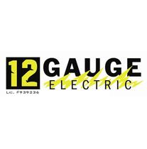 12-Gauge Electric, Inc. logo