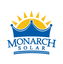Monarch Solar logo