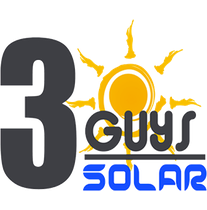 3 Guys Solar LLC logo