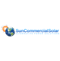 Sun Commercial Solar  division of Michael Fink Electrical Inc logo