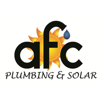 AFC Plumbing & Solar logo