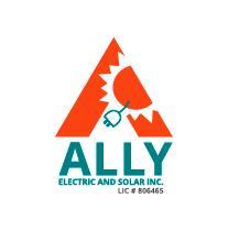 Ally Electric & Solar Inc logo