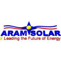 ARAM SOLAR logo