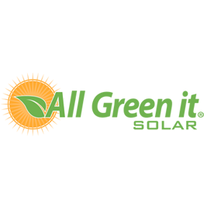 All Green It Solar logo