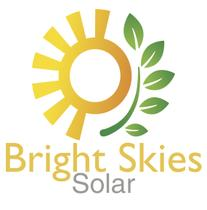 Bright Skies Solar logo