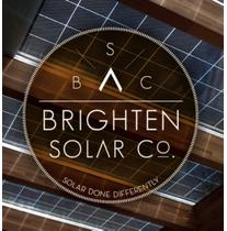 Brighten Solar Co. logo