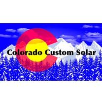 Colorado Custom Solar
