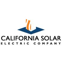 California Solar Electric Company logo