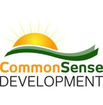 Common Sense Development logo