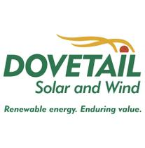 Dovetail Solar and Wind logo