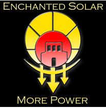 Enchanted Solar logo