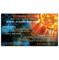 1111 Divine LLC logo